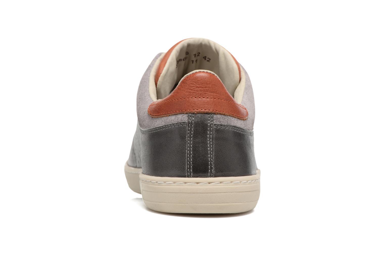 Sneaker Kickers Sniff grau ansicht von rechts