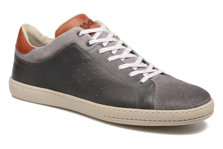 Sneaker Kickers Sniff grau detaillierte ansicht/modell