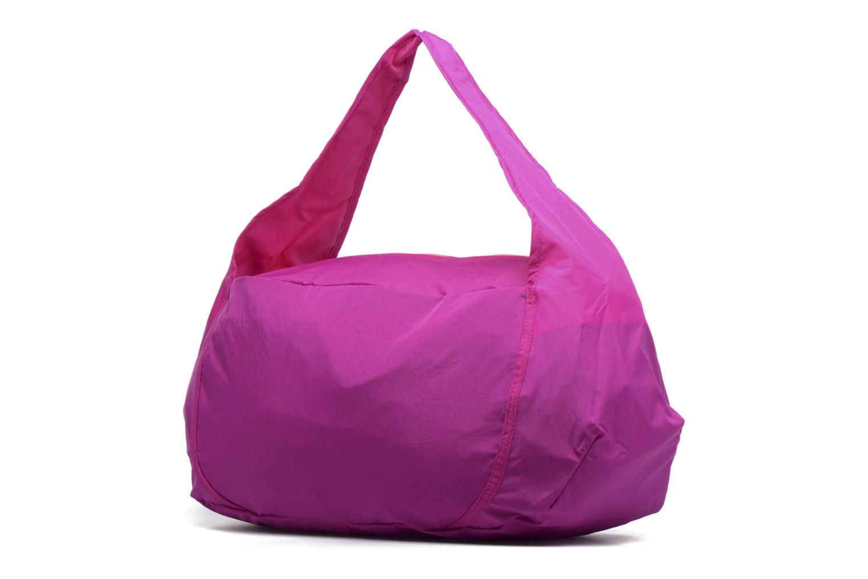 Sacs de sport Puma Studio Barrel Bag Rose vue droite