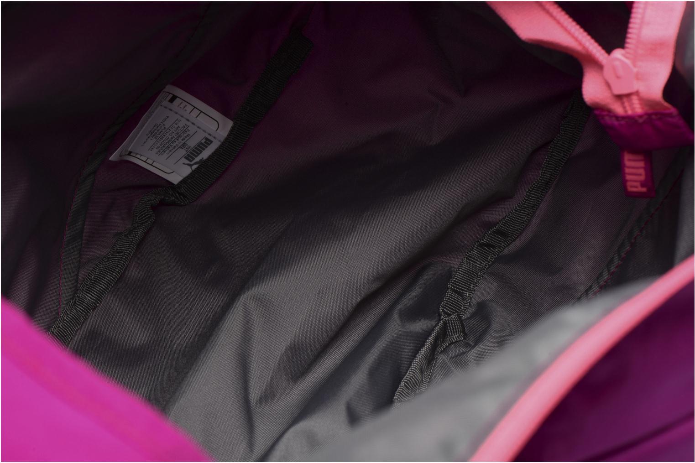 Sacs de sport Puma Studio Barrel Bag Rose vue derrière