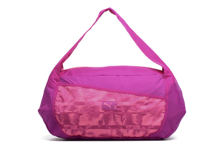 Sacs de sport Puma Studio Barrel Bag Rose vue détail/paire