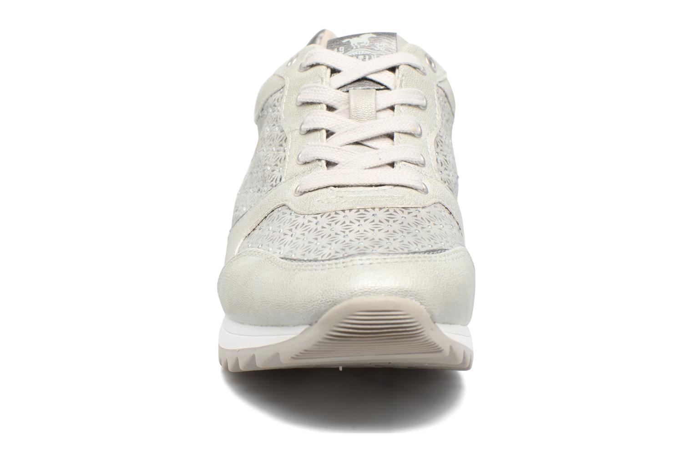 Sneakers Mustang shoes Cacilia Argento modello indossato