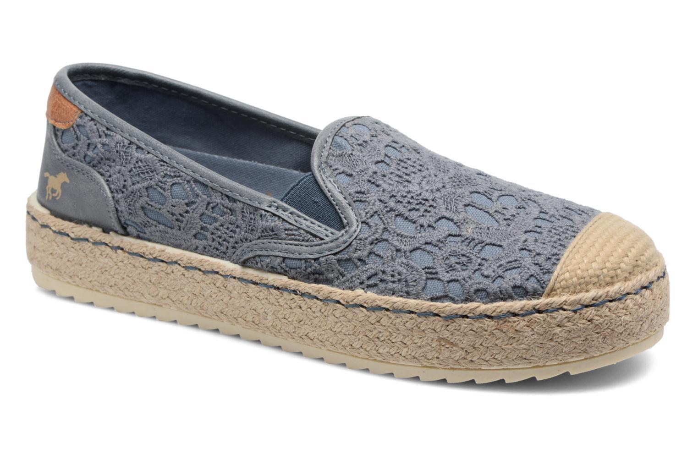 Scarpe di corda Mustang shoes Liese Azzurro vedi dettaglio/paio