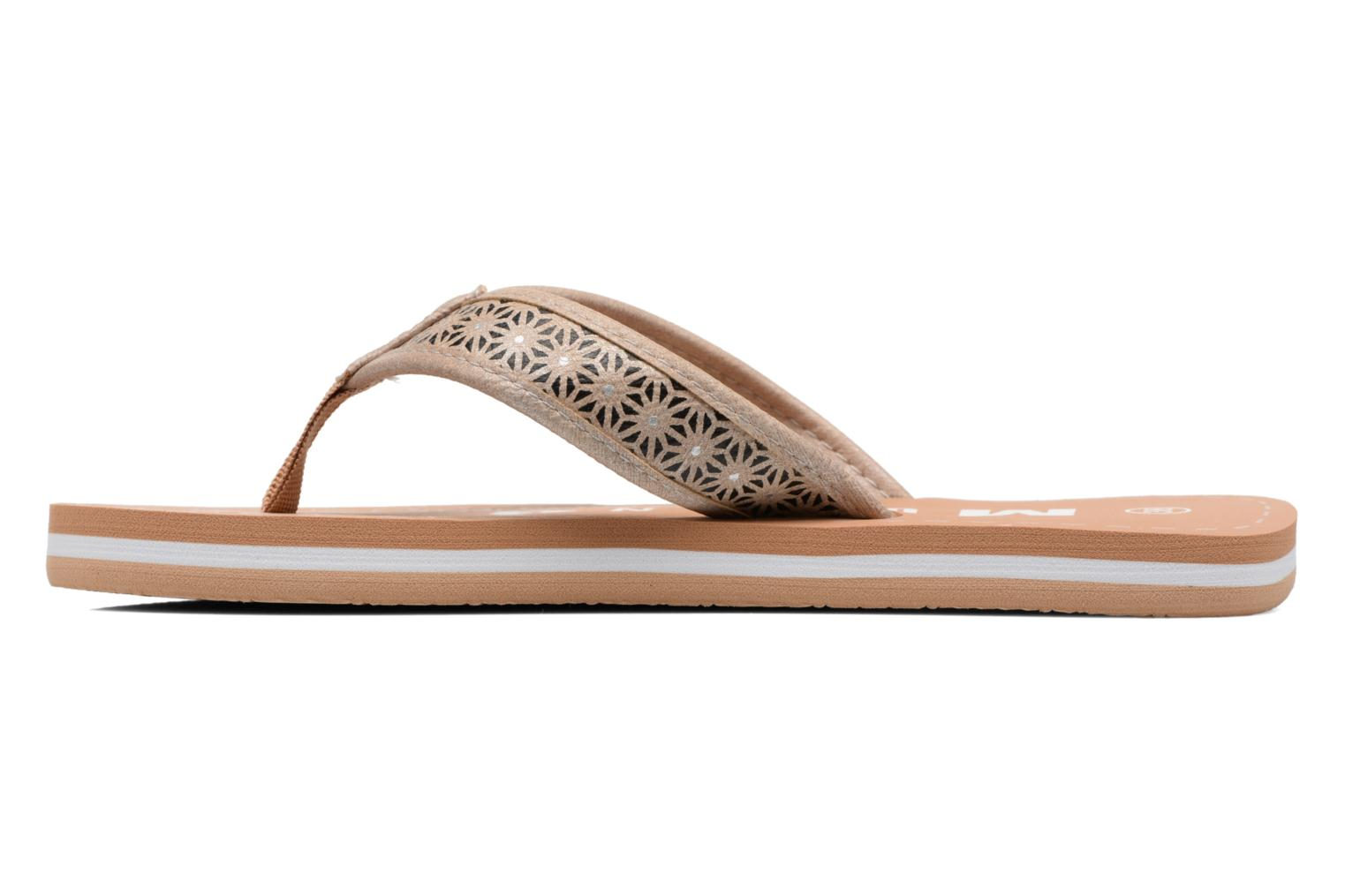 Infradito Mustang shoes Imka Beige immagine frontale