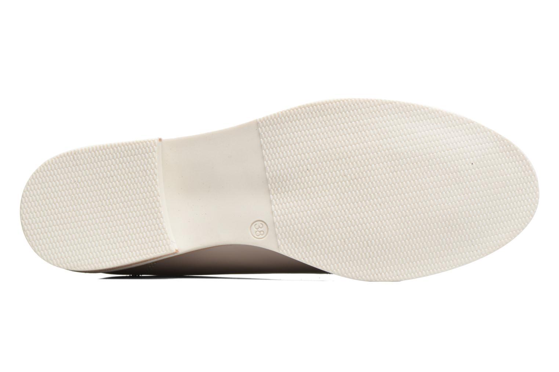 Chaussures à lacets Georgia Rose Maglit Beige vue haut