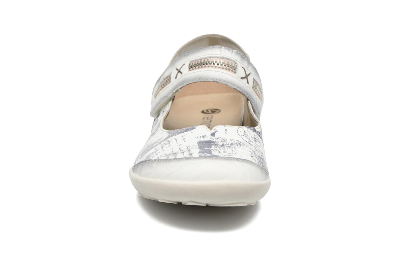 Ballerinaer Remonte Lau R1741 Hvid se skoene på