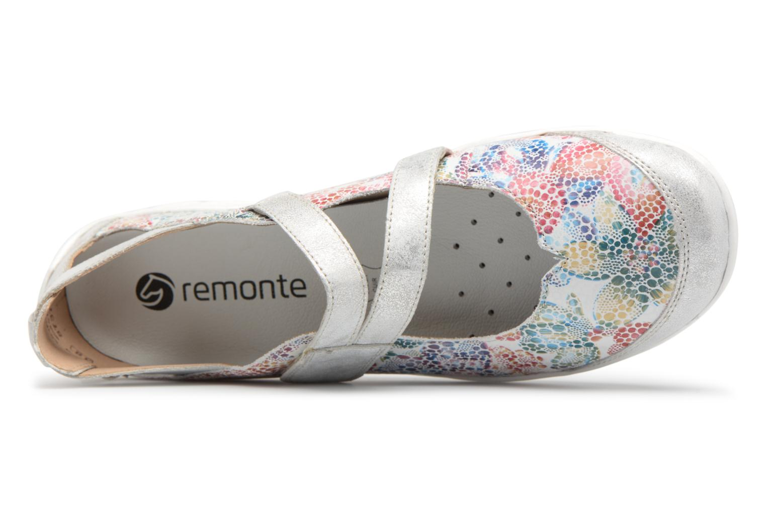 Ballet pumps Remonte Lizi R3427 Multicolor view from the left