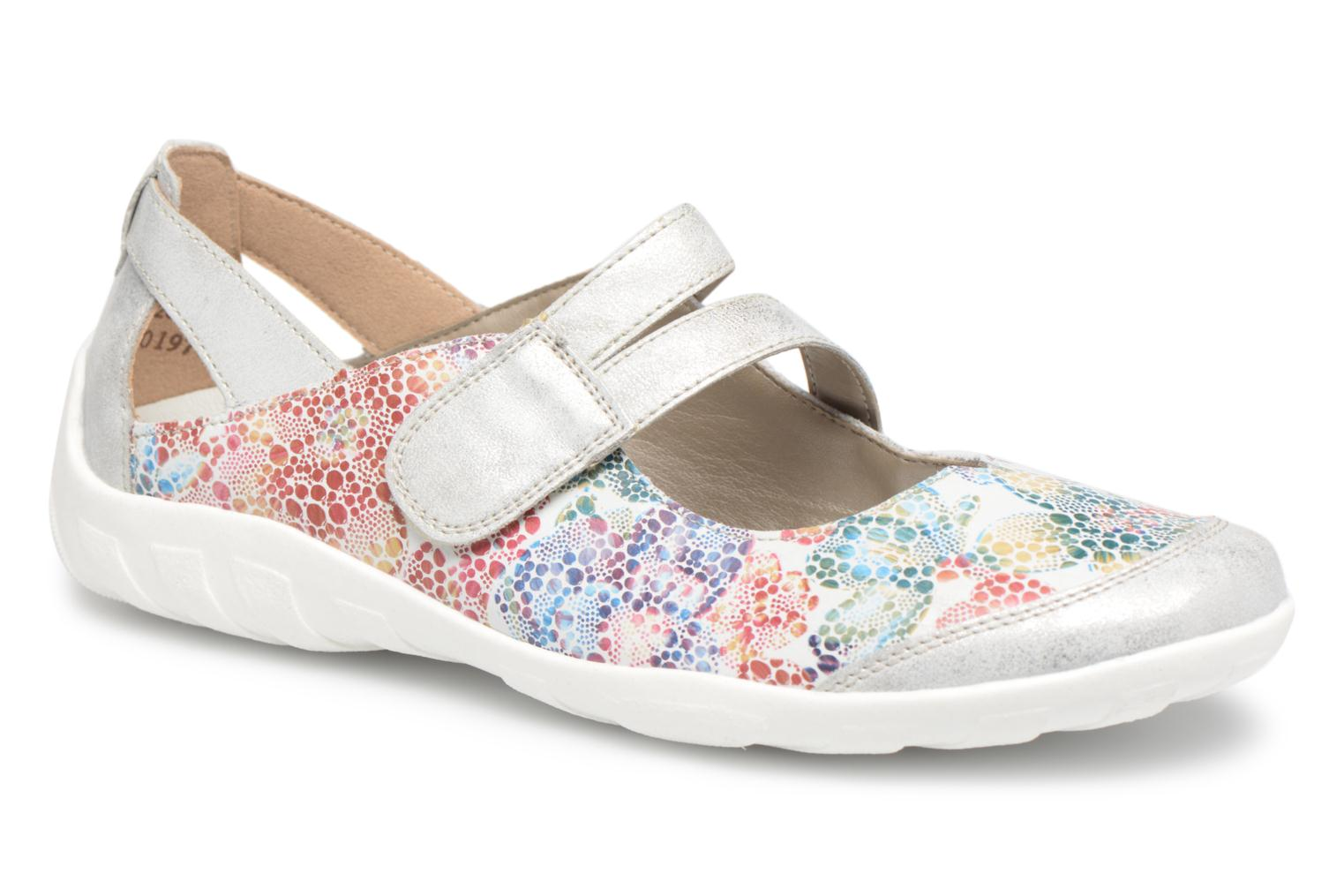 Ballet pumps Remonte Lizi R3427 Multicolor detailed view/ Pair view