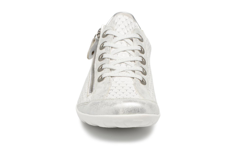 Baskets Remonte Galea R3435 Blanc vue portées chaussures