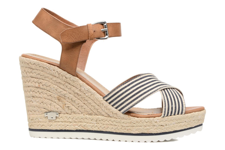 Sandales et nu-pieds Tom Tailor Glenda Bleu vue derrière