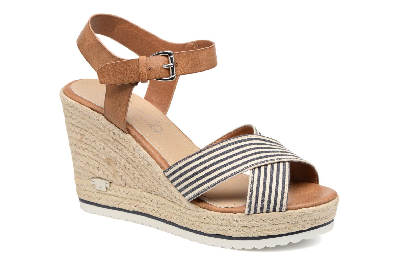 Sandali e scarpe aperte Tom Tailor Glenda Azzurro vedi dettaglio/paio