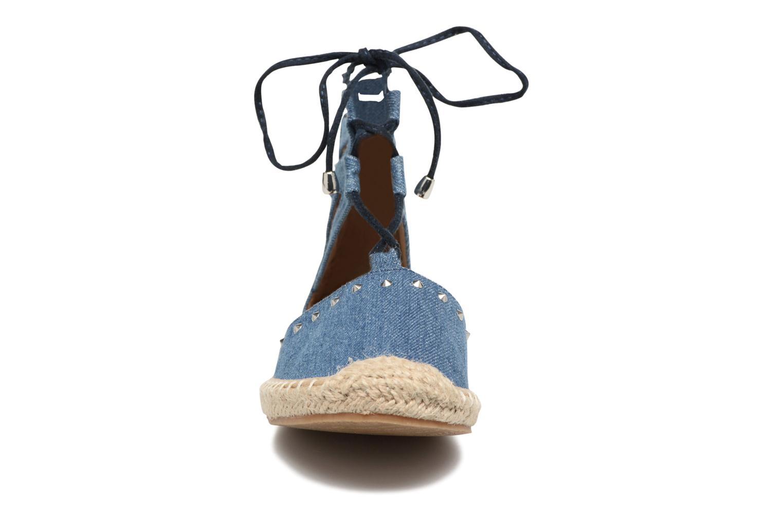 Espadrilles Tom Tailor Sonso Bleu vue portées chaussures