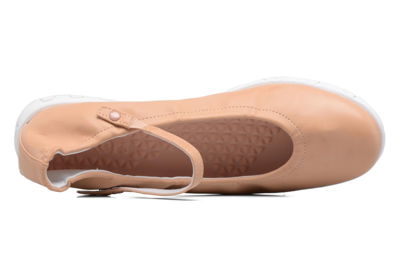 Ballerina's Kickers Belina Beige links