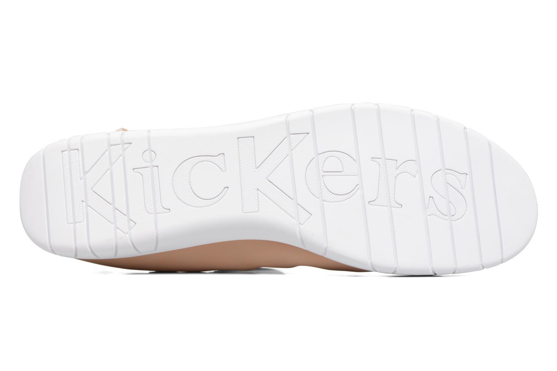 Ballerina's Kickers Belina Beige boven