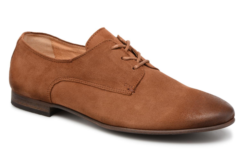 Zapatos promocionales Kickers Galla (Marrón) - Zapatos con cordones   Cómodo y bien parecido