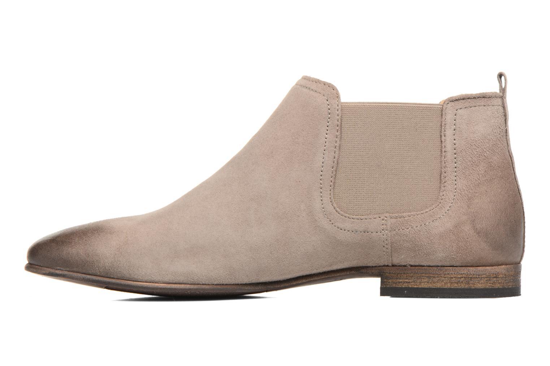 Stiefeletten & Boots Kickers Gazette beige ansicht von vorne