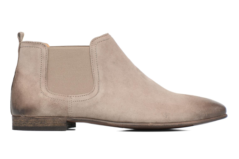 Stiefeletten & Boots Kickers Gazette beige ansicht von hinten