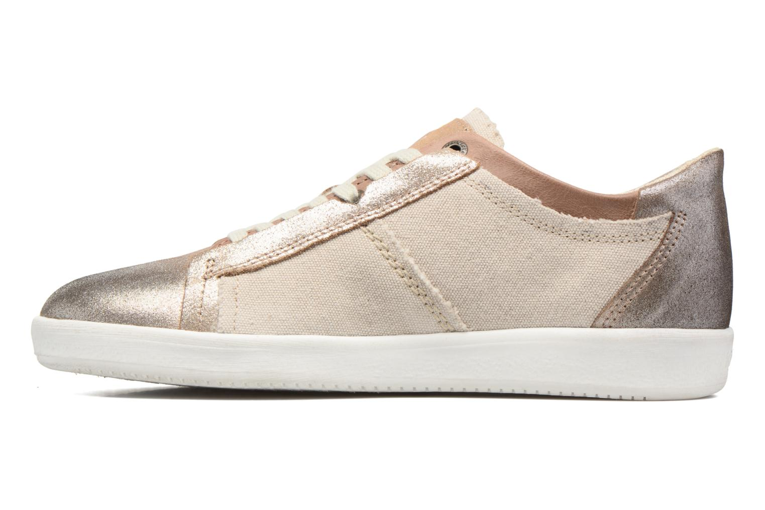 Utløps Sneakernews Klaring For Kickers Happystar Beige hCZfV0