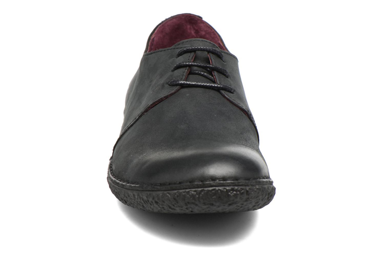 Chaussures à lacets Kickers Holster Noir vue portées chaussures