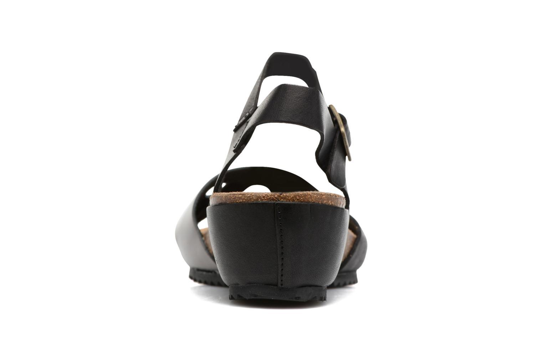 Sandales et nu-pieds Kickers Tokanne Noir vue droite