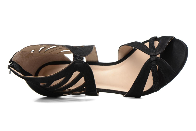 Sandali e scarpe aperte COSMOPARIS Jaza/Bi Nero immagine sinistra