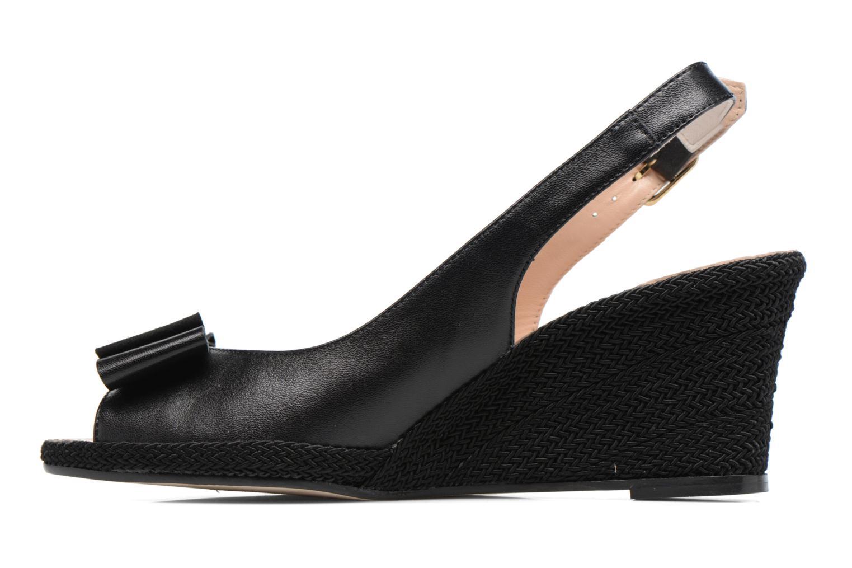 High heels COSMOPARIS Lizia Black front view