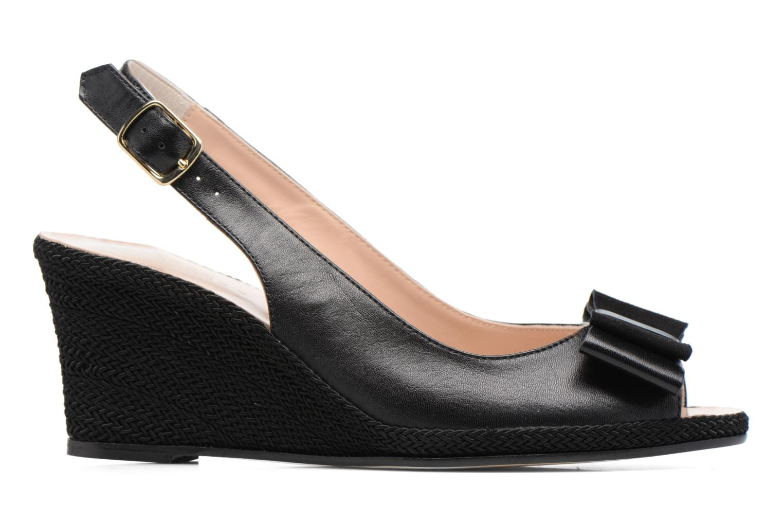 High heels COSMOPARIS Lizia Black back view