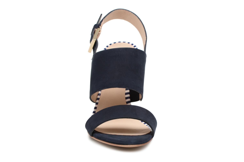Sandales et nu-pieds COSMOPARIS Jaka/Nub Bleu vue portées chaussures
