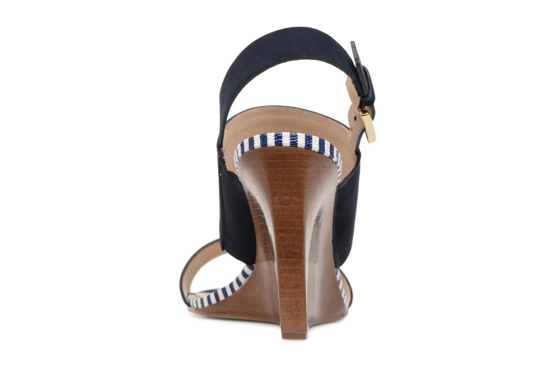 Sandales et nu-pieds COSMOPARIS Jaka/Nub Bleu vue droite