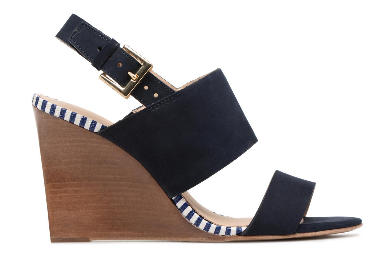 Sandales et nu-pieds COSMOPARIS Jaka/Nub Bleu vue derrière