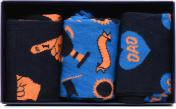 Socks & tights Accessories Chaussettes Dad Gift box