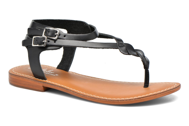 ZapatosL'Atelier Tropézien  Ava (Negro) - Sandalias  Tropézien  Casual salvaje d0d012