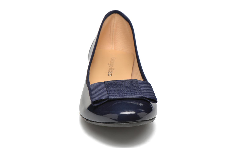 Ballerina Georgia Rose Santoomi Blå bild av skorna på
