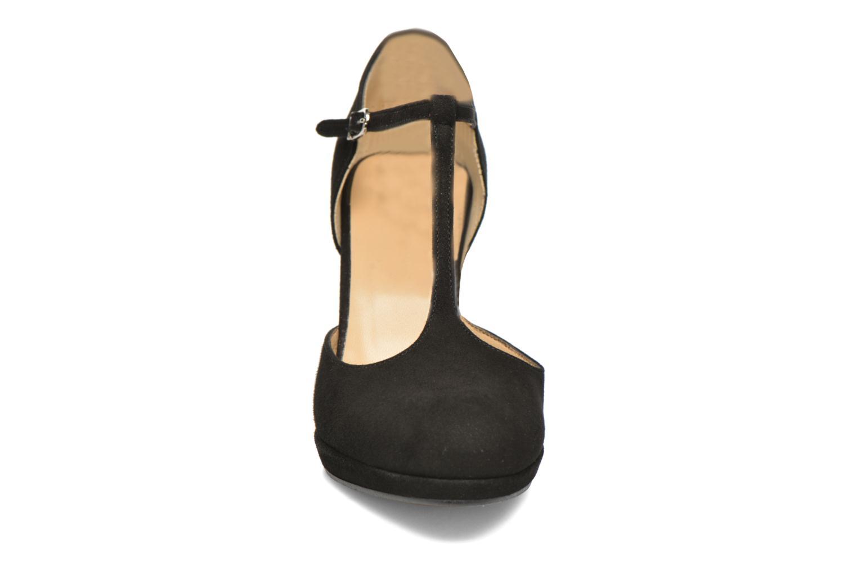 Zapatos de tacón Georgia Rose Sialto salomé Negro vista del modelo