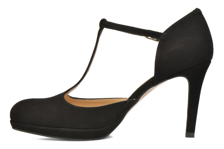 High heels Georgia Rose Sialto salomé Black front view