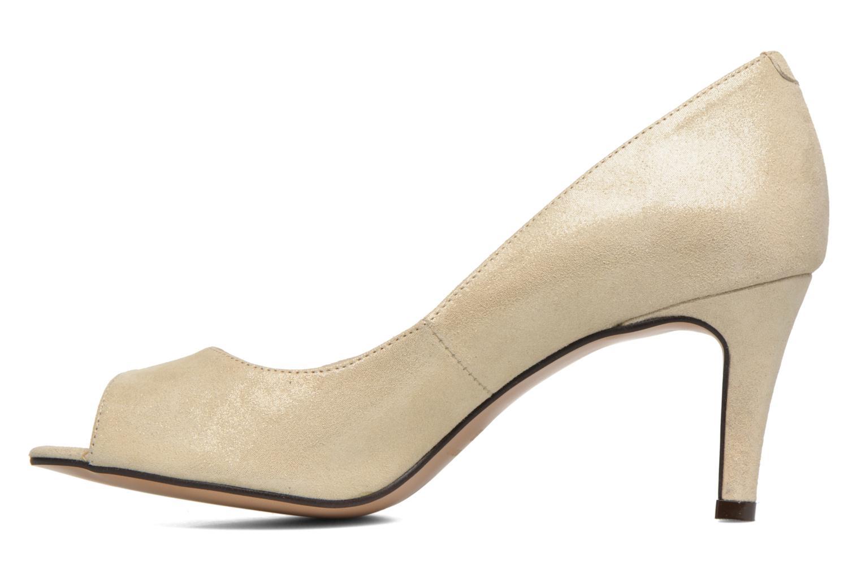 High heels Georgia Rose Sotoe Beige front view