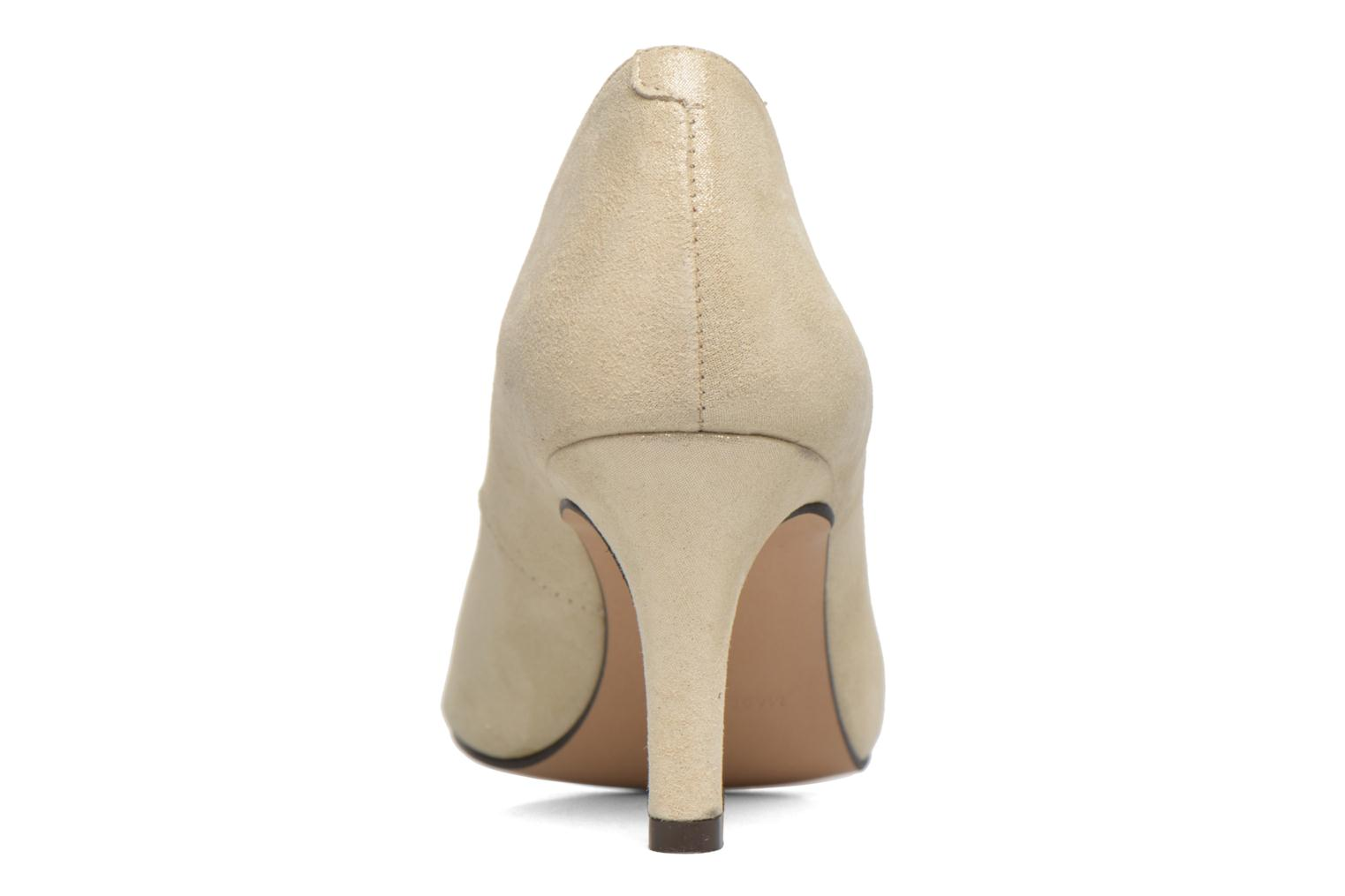 High heels Georgia Rose Sotoe Beige view from the right