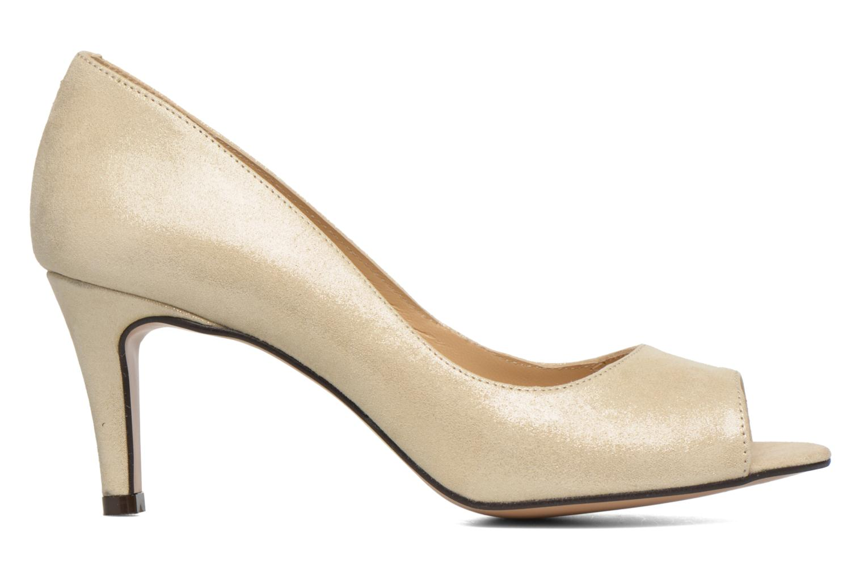 High heels Georgia Rose Sotoe Beige back view