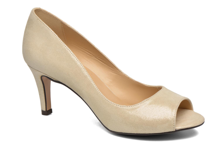 High heels Georgia Rose Sotoe Beige detailed view/ Pair view