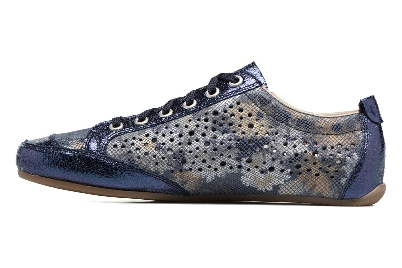 Sneakers Rieker Wim 57715 Azzurro immagine frontale
