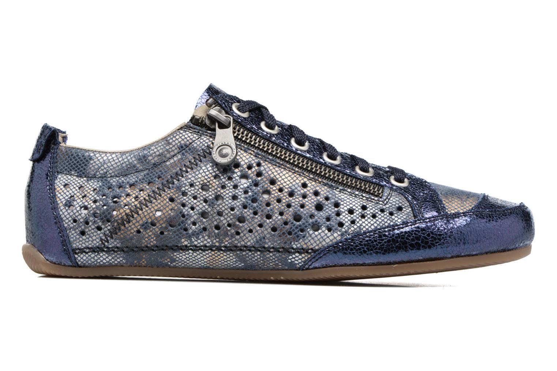 Sneakers Rieker Wim 57715 Azzurro immagine posteriore