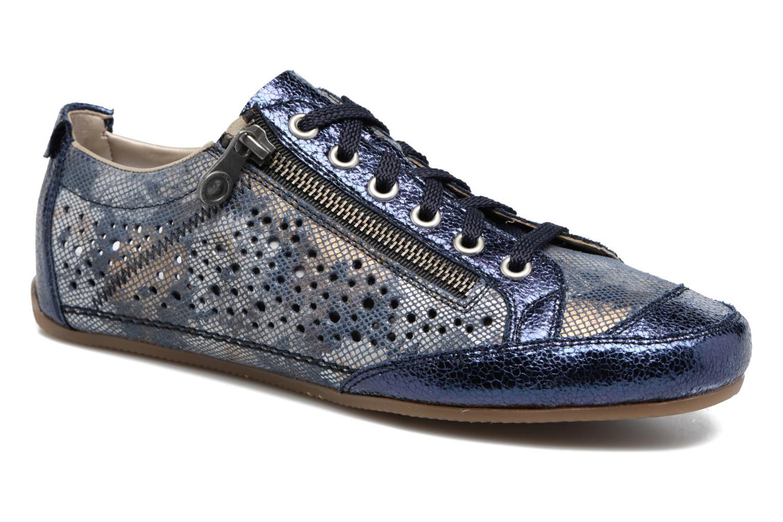 Sneaker Rieker Wim 57715 blau detaillierte ansicht/modell
