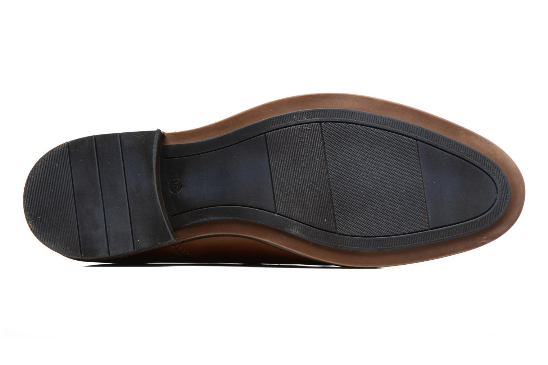 Chaussures à lacets Kost Blaise Marron vue haut