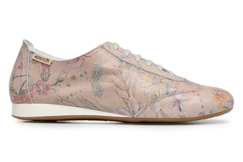 Chaussures à lacets Mephisto Becky Multicolore vue derrière