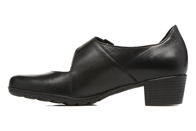 High heels Mephisto Ielena Black front view