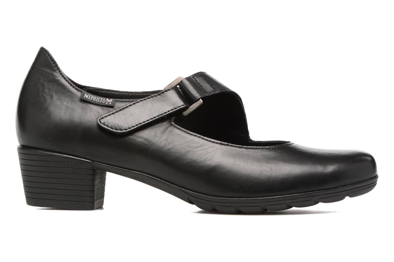 High heels Mephisto Ielena Black back view