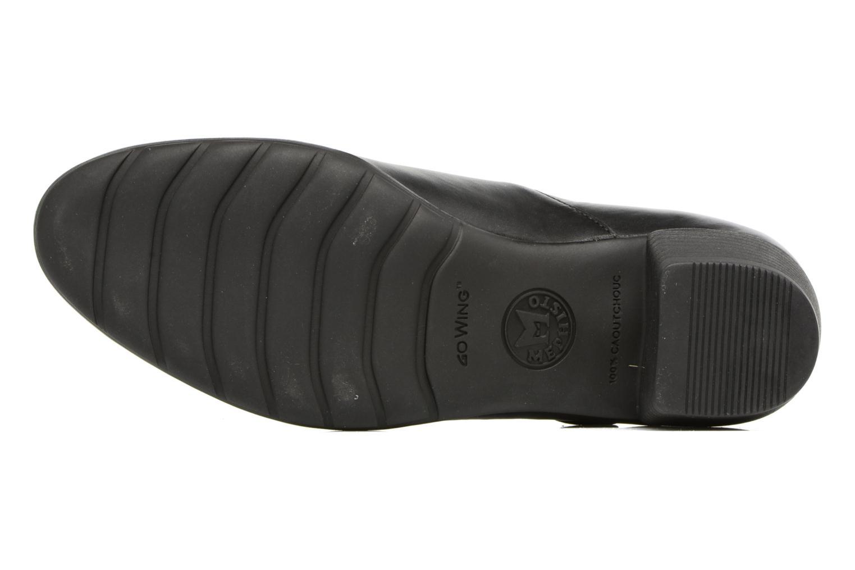 Zapatos de tacón Mephisto Ielena Negro vista de arriba