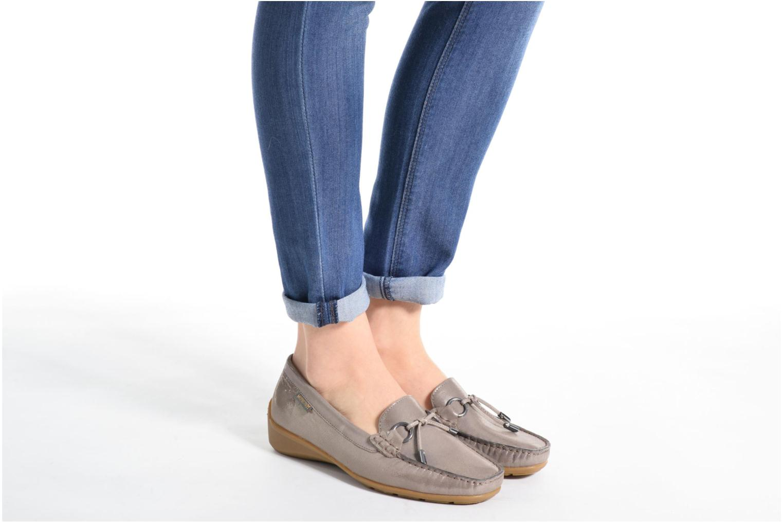 Loafers Mephisto Naomi Beige se forneden