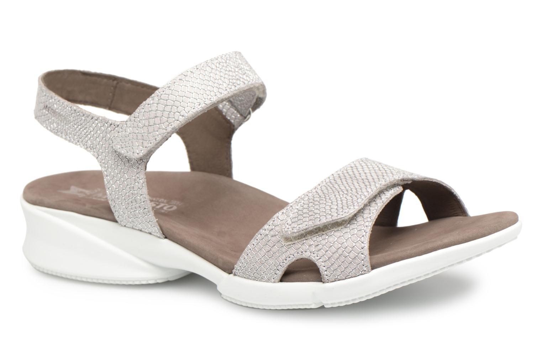 Descuento de la marca Mephisto Francesca (Plateado) - Sandalias en Más cómodo