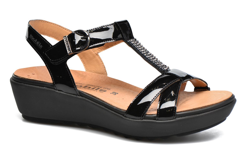 Grandes descuentos últimos zapatos Mephisto Felizia (Negro) - Sandalias Descuento